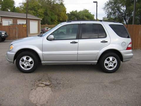 2004 Mercedes-Benz M-Class for sale in Loveland, CO