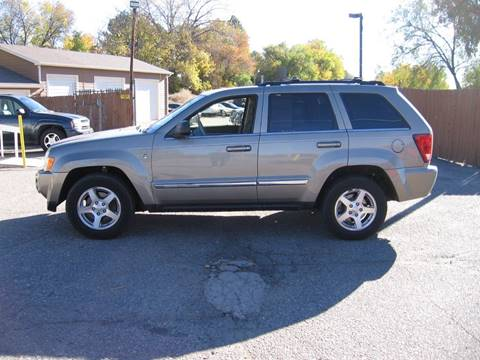 2005 Jeep Grand Cherokee for sale in Loveland, CO