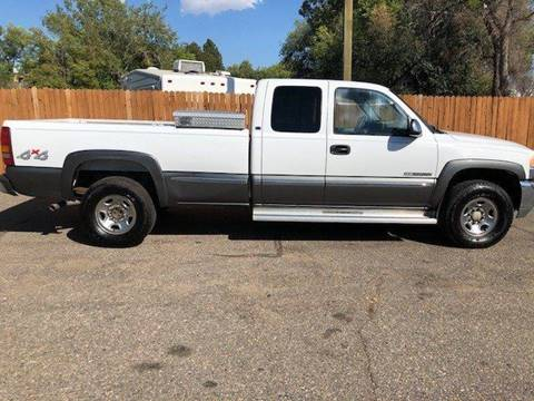 2000 GMC Sierra 2500 for sale in Loveland, CO