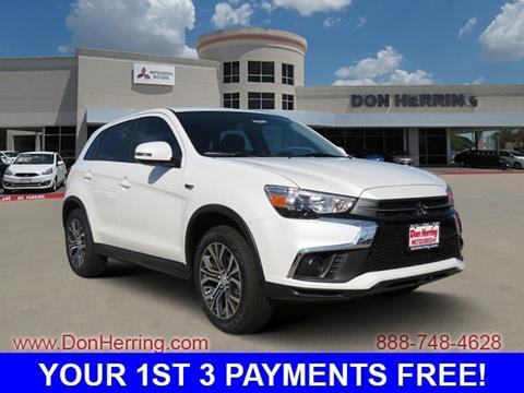 2018 Mitsubishi Outlander Sport for sale in Plano, TX