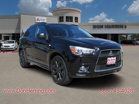 2012 Mitsubishi Outlander Sport for sale in Plano, TX