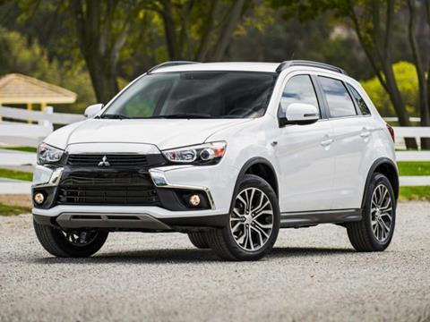 2017 Mitsubishi Outlander Sport for sale in Plano, TX