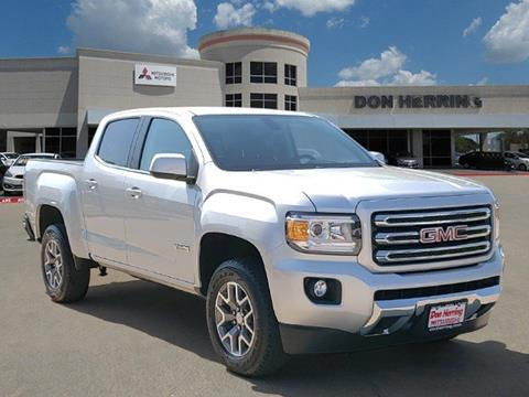 2017 GMC Canyon for sale in Plano, TX