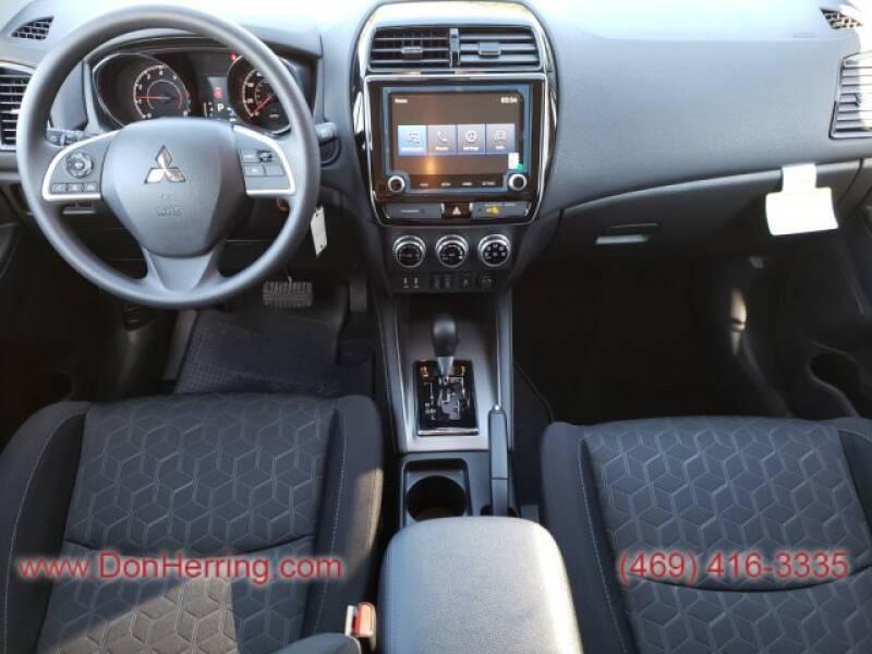 2020 Mitsubishi Outlander Sport SP 2.0 - Plano TX