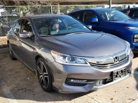 2017 Honda Accord Sport Special Edition for sale at Don Herring Mitsubishi in Plano TX