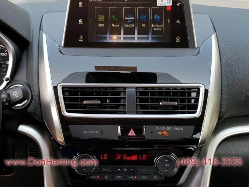 2020 Mitsubishi Eclipse Cross SE 4dr Crossover - Plano TX