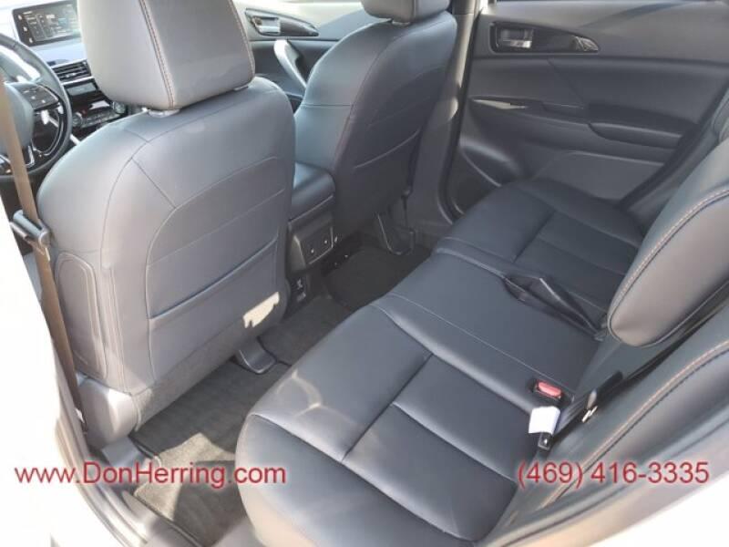 2020 Mitsubishi Eclipse Cross AWD SEL 4dr Crossover - Plano TX