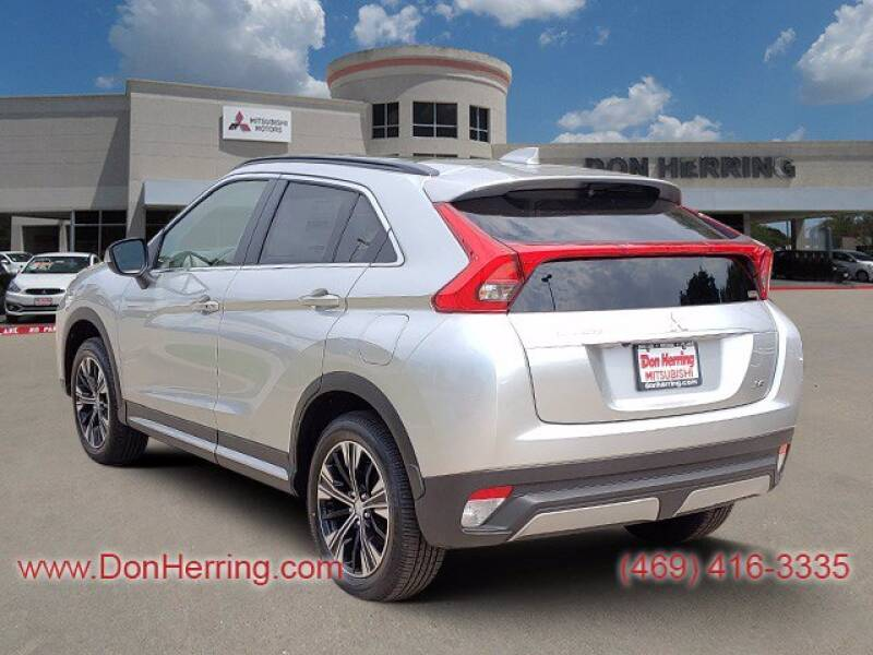 2020 Mitsubishi Eclipse Cross AWD SE 4dr Crossover - Plano TX