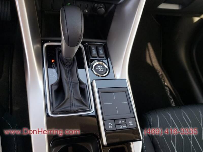 2019 Mitsubishi Eclipse Cross AWD SE 4dr Crossover - Plano TX