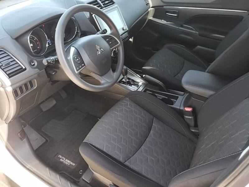 2020 Mitsubishi Outlander Sport ES 2.0 - Plano TX