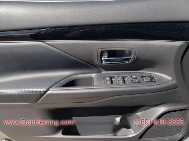2020 Mitsubishi Outlander SE 4dr SUV - Plano TX