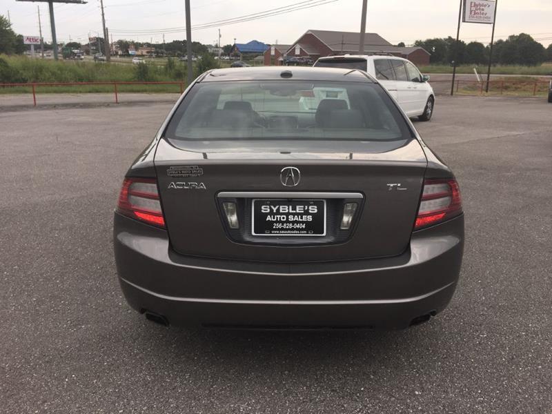 Acura Tl In Meridianville AL Sybles Auto Sales - 08 acura tl for sale