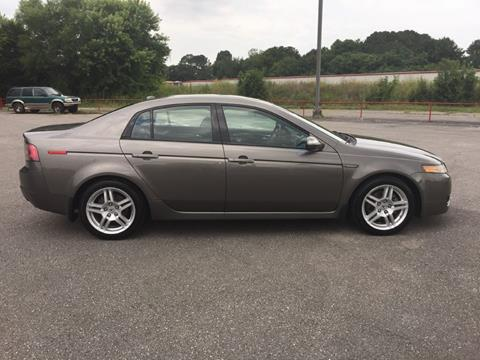 Acura TL For Sale In Alabama Carsforsalecom - 08 acura tl for sale