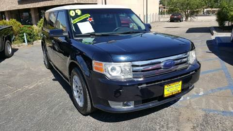 2009 Ford Flex for sale in Victorville, CA