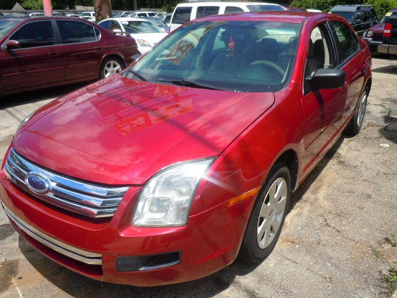 2009 Ford Fusion S 4dr Sedan - Tallahassee FL
