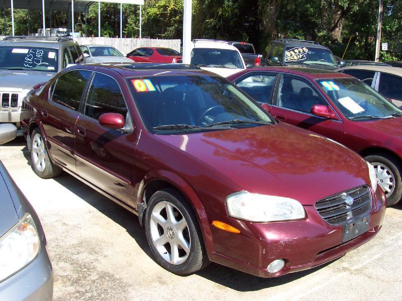 2001 Nissan Maxima GXE 4dr Sedan - Tallahassee FL