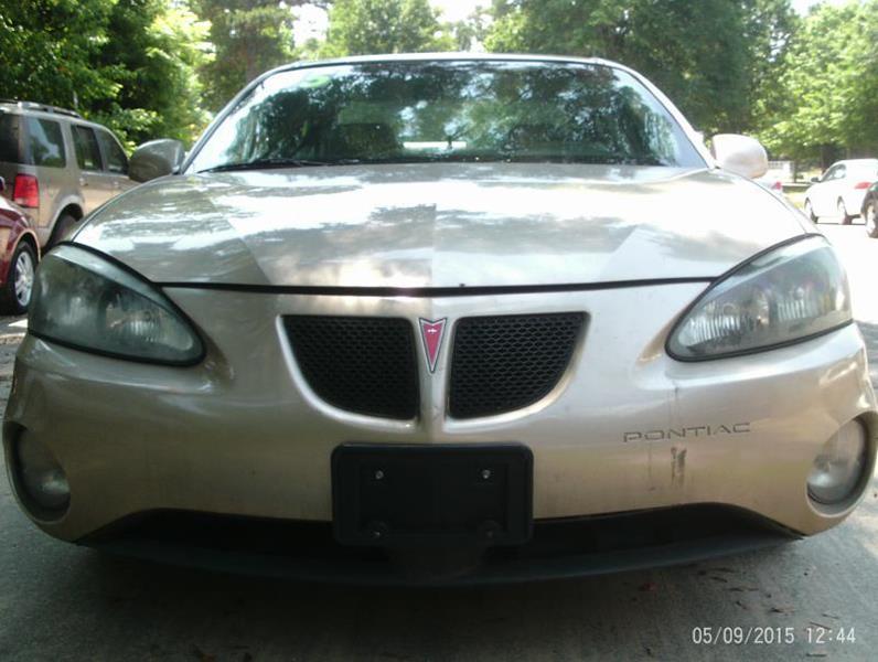 2005 Pontiac Grand Prix 4dr Sedan - Tallahassee FL
