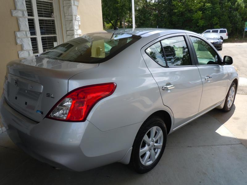 2012 Nissan Versa 1.6 S 4dr Sedan 5M - Tallahassee FL