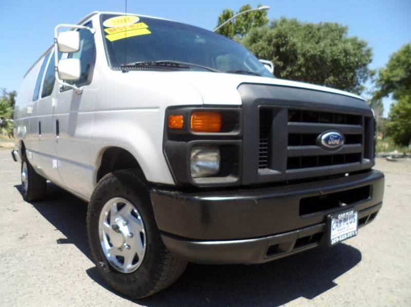 2011 Ford E-Series Cargo for sale at CAR PLUS in Modesto CA