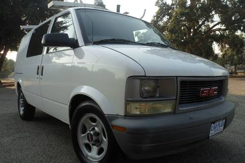 2005 GMC Safari Cargo for sale in Modesto, CA