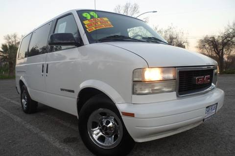 1999 GMC Safari for sale in Modesto, CA