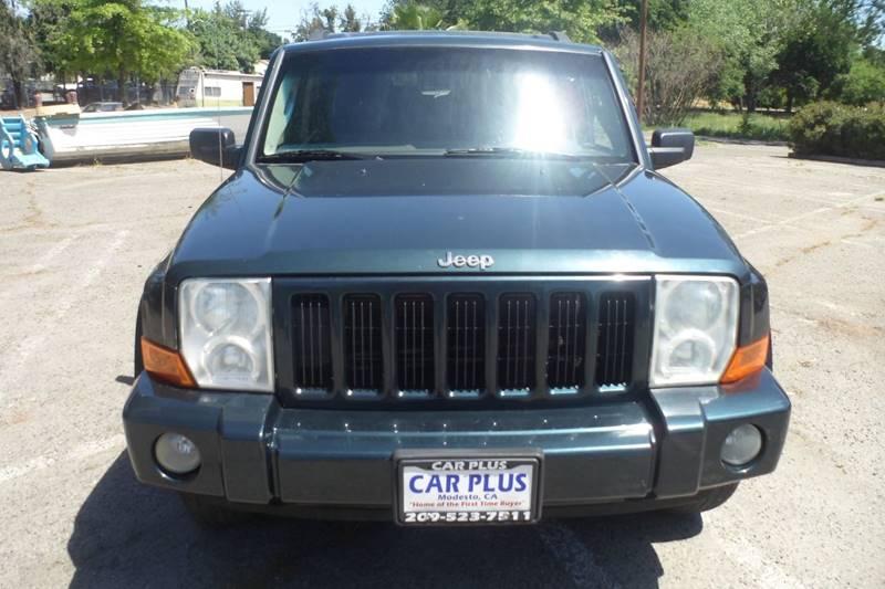 2006 Jeep Commander 4dr SUV In Modesto CA - CAR PLUS
