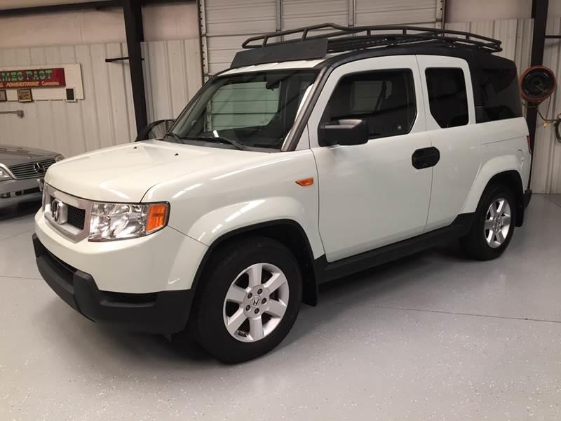 2010 Honda Element Awd Ex 4dr Suv 5a In Anderson Sc Times Past