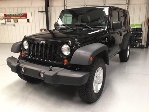 2012 Jeep Wrangler Unlimited for sale in Anderson, SC