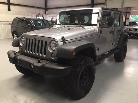 2015 Jeep Wrangler Unlimited for sale in Anderson, SC
