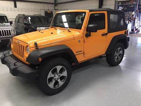 2013 Jeep Wrangler for sale in Anderson, SC