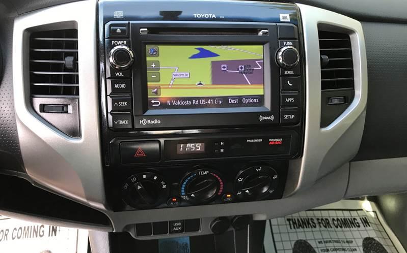 2013 toyota tacoma navigation system upgrade