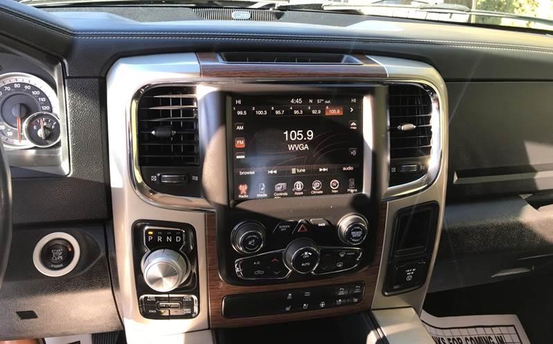 2015 Ram Ram Pickup 1500 4x4 Laramie 4dr Crew Cab 5.5 ft ...