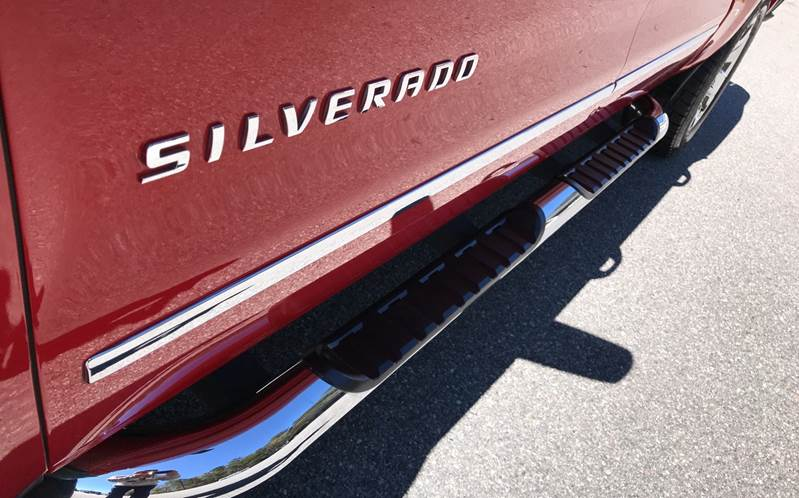2015 Chevrolet Silverado 1500 4x4 LTZ 4dr Crew Cab 5.8 ft ...