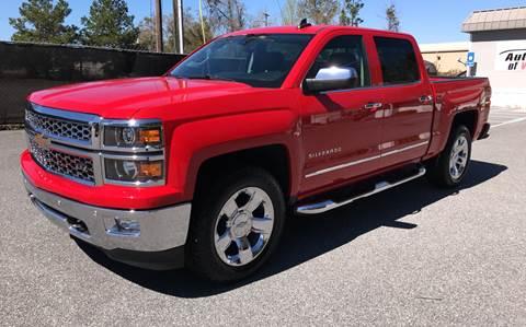 2015 Chevrolet Silverado 1500 for sale in Valdosta, GA