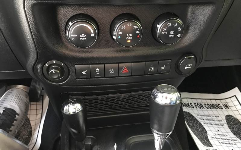 2013 Jeep Wrangler Unlimited 4x4 Moab 4dr SUV In Valdosta ...