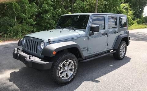 Jeep Used Cars For Sale Valdosta Autoteam of Valdosta
