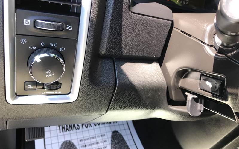2017 Ram Ram Pickup 1500 4x4 Laramie Limited 4dr Crew Cab ...