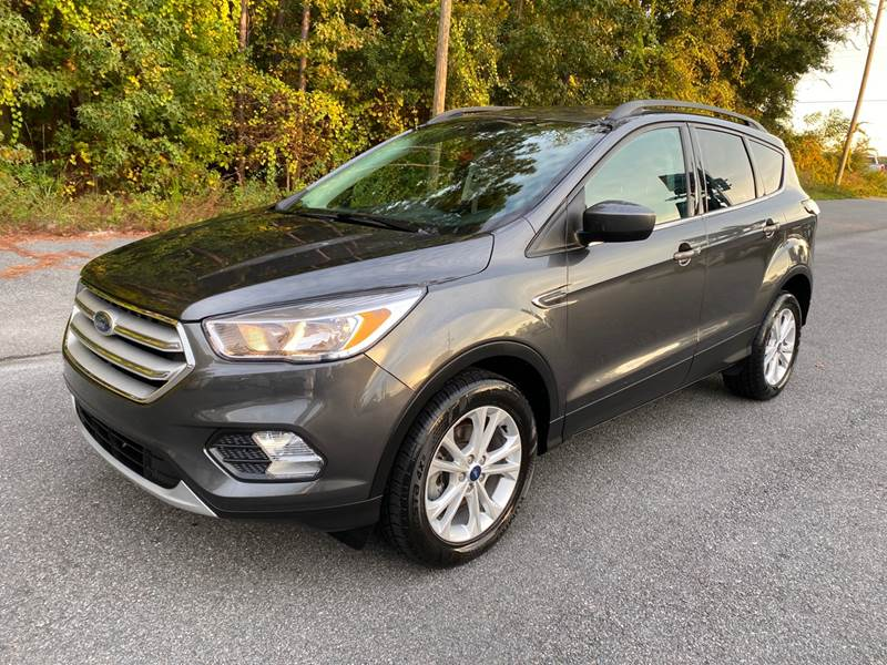 Ford Dealership Valdosta Ga >> 2018 Ford Escape Se 4dr Suv In Valdosta Ga Autoteam Of