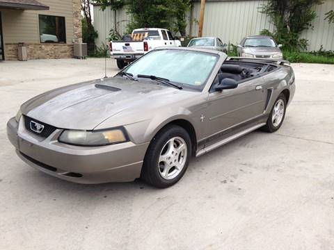 2002 Ford Mustang for sale in Columbia, MO
