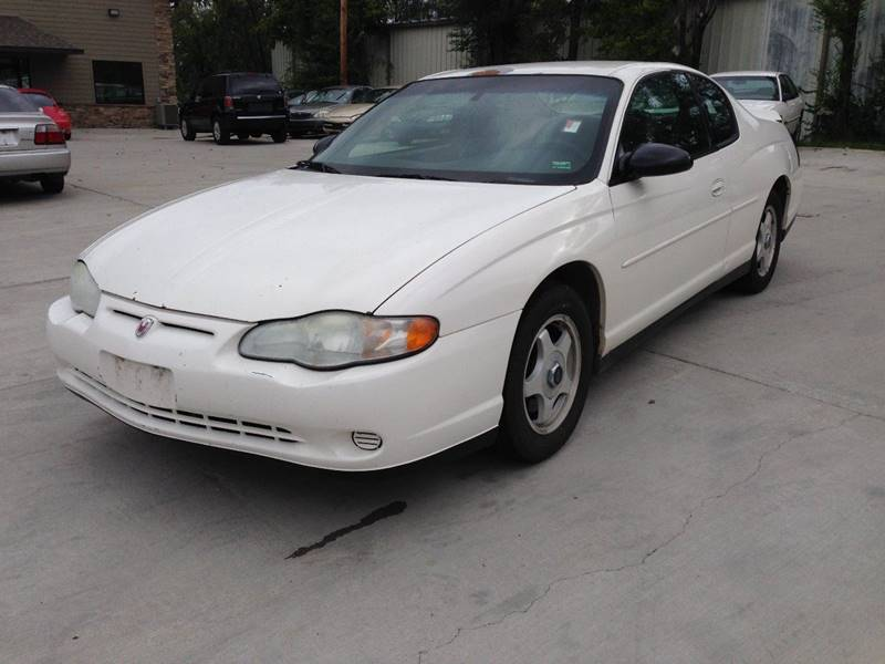2004 Chevrolet Monte Carlo Ls 2dr Coupe In Columbia Mo Marcy Motors Llc