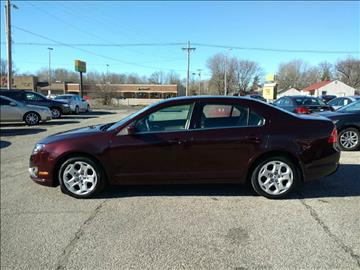 2011 Ford Fusion for sale in Scottsburg, IN