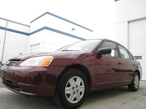 2003 Honda Civic for sale at Chantilly Auto Sales in Chantilly VA