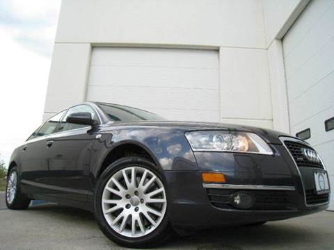 2007 Audi A6 for sale at Chantilly Auto Sales in Chantilly VA
