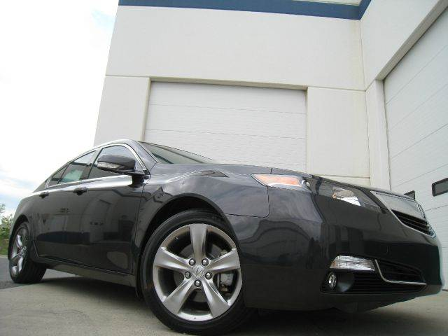 2012 Acura TL for sale at Chantilly Auto Sales in Chantilly VA
