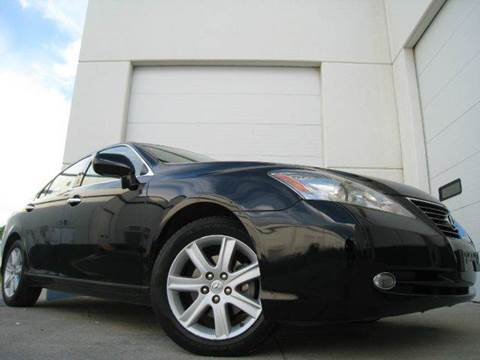 2007 Lexus ES 350 for sale at Chantilly Auto Sales in Chantilly VA