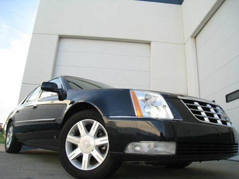 2006 Cadillac DTS for sale at Chantilly Auto Sales in Chantilly VA