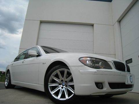 2006 BMW 7 Series for sale at Chantilly Auto Sales in Chantilly VA