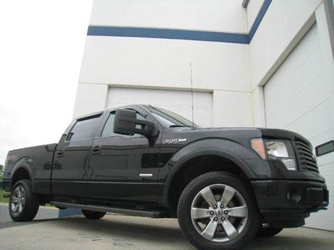 2012 Ford F-150 for sale at Chantilly Auto Sales in Chantilly VA