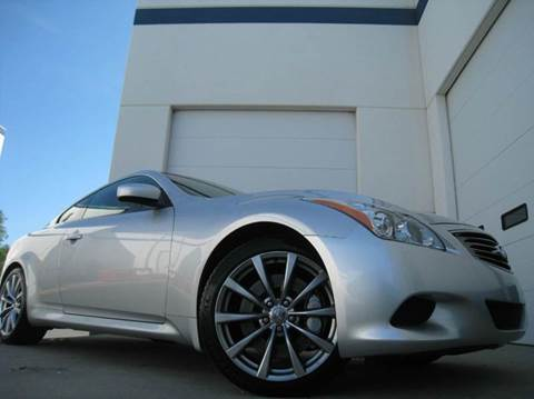 2008 Infiniti G37 for sale at Chantilly Auto Sales in Chantilly VA