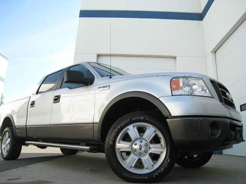 2007 Ford F-150 for sale at Chantilly Auto Sales in Chantilly VA